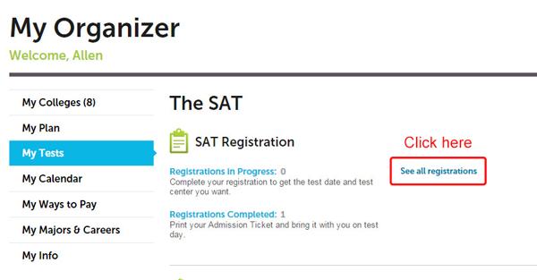 How well did I do on my SATs? And how do I know my essay score?