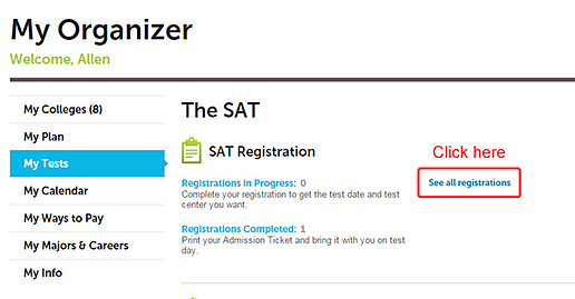How is the essay calculated into your overall SAT score?