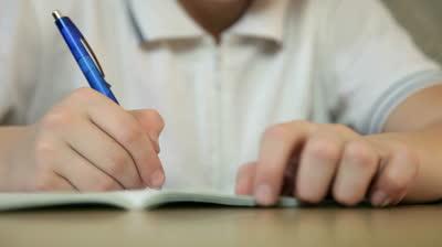 ap test essay pencil