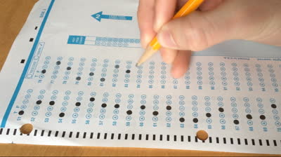 Does cursive on the SATs help you get a better score?