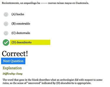 Spanishpracticequestion