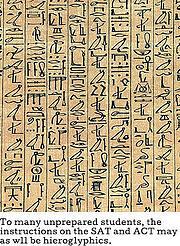 the_sat_is_not_hieroglyphics