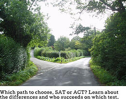 What should i take the ACT or SAT?