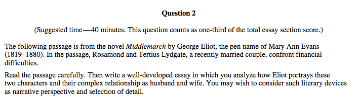 ap lit test essay questions