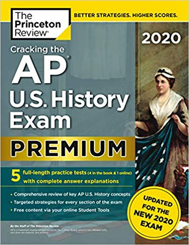 AP us history 2020