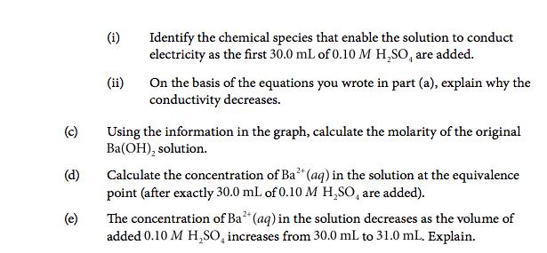 ap chem essay questions Ap bonding & molecular structure free response questions page 1 (1) ap ap ® chemistry.