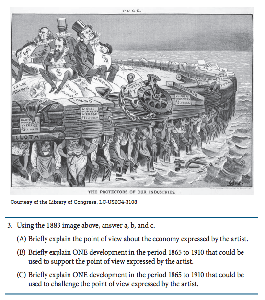 AP US History Questions?