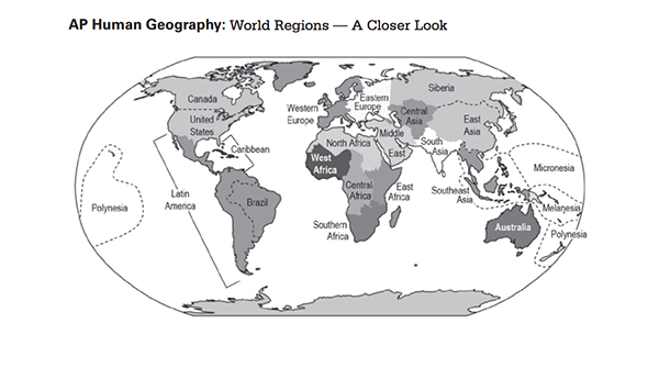 Ap exam study guide human geography