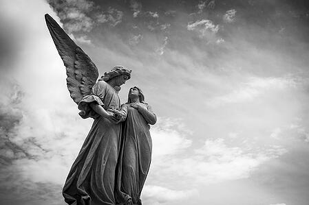 body-black-and-white-angels