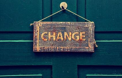 body-change-sign-door