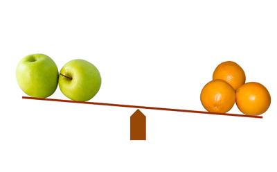 body-compare-apples-oranges