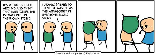 body-cyanide and happiness protagonist