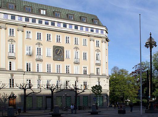 body-kreditbanken-building-norrmalmstorg-sweden-Tage-Olsin