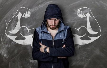 body-man-hoodie-chalkboard-muscles