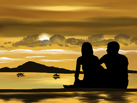 body-sunset-couple-relationship