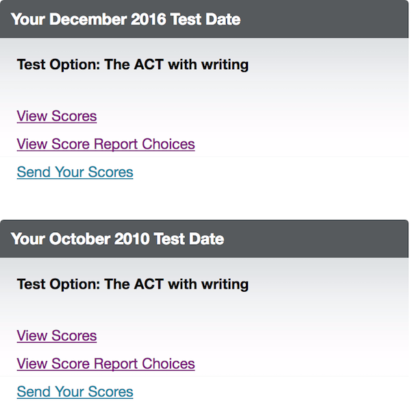when do act essay scores come out 2018-19 act score release schedule the multiple-choice score release dates below are the earliest possible dates you can receive your scores all dates have been confirmed by act, inc , whereas the release dates for complete scores (with essay) are official estimates (equal to two weeks after the release of multiple-choice scores.