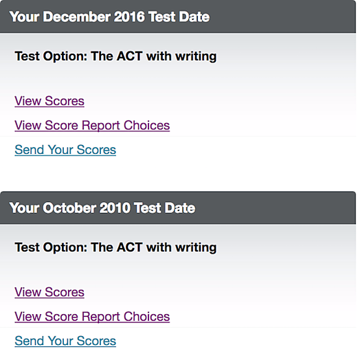 When Do ACT Scores Come Out? ACT Score Release Schedule