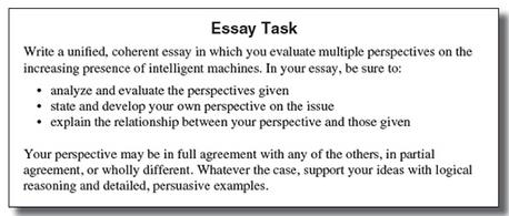 act essay topics