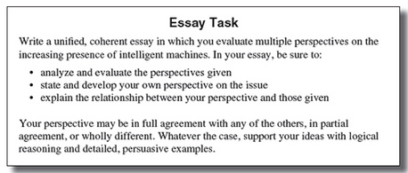New SAT essay tips