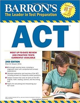 Best ACT Prep Books 2019: Quick Review & Comparison