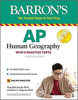 body_barrons_ap_human_geography_eighth_edition