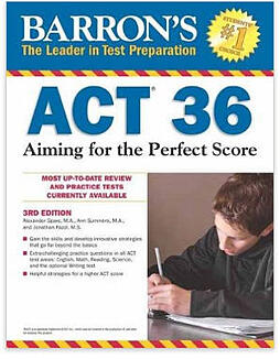 What method actually helps you get a close to perfect on act/sat?