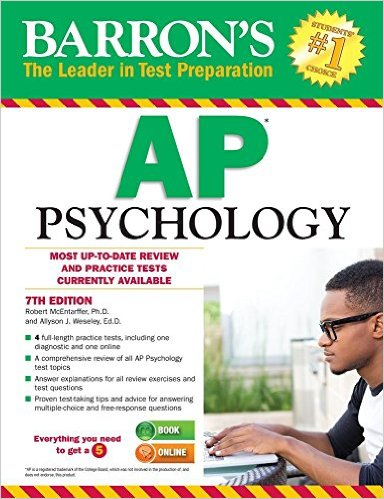 the 4 best ap psychology books full expert reviews. Black Bedroom Furniture Sets. Home Design Ideas