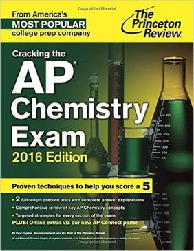 Best ap chemistry prep book