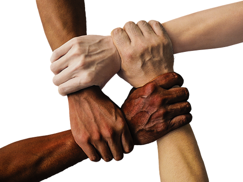 body_hands_linked_community