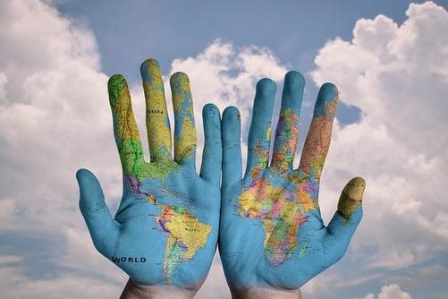 body_hands_world_map