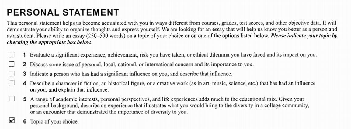 Harvard College Essay Prompts Common - image 8