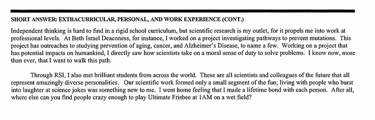 why i chose social work essays