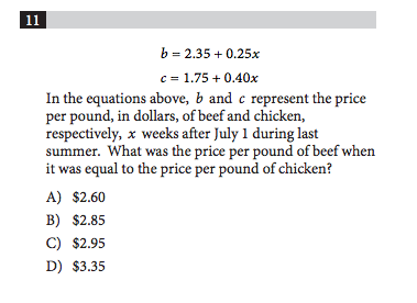 What's Tested on the SAT Math Section? Topics and Practice