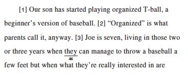 English - Essay Paragraph Question?