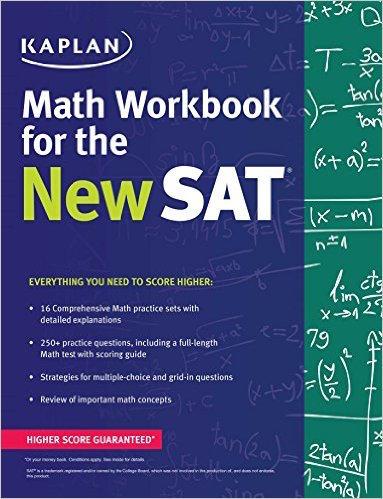 Best SAT Math Prep Books (2017): Expert Reviews