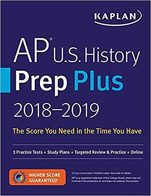 body_kaplan_ap_us_history_prep_plus_2018_book