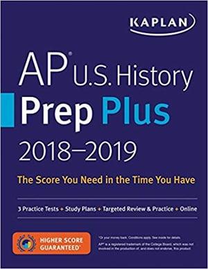 body_kaplan_ap_us_history_prep_plus_2018_book