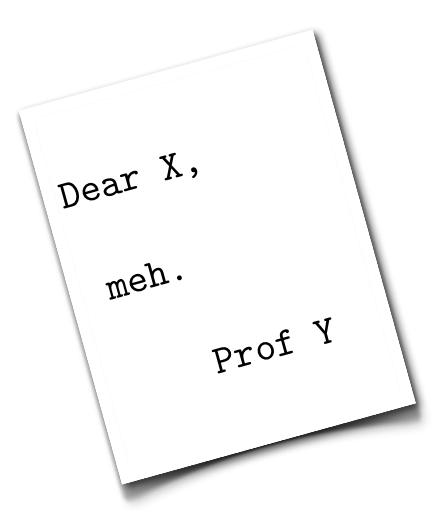 sample letter of recommandation