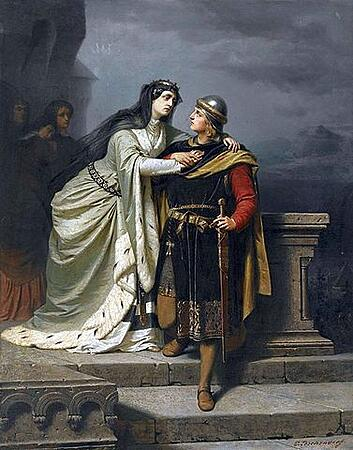 body_lancelot_guinevere_painting