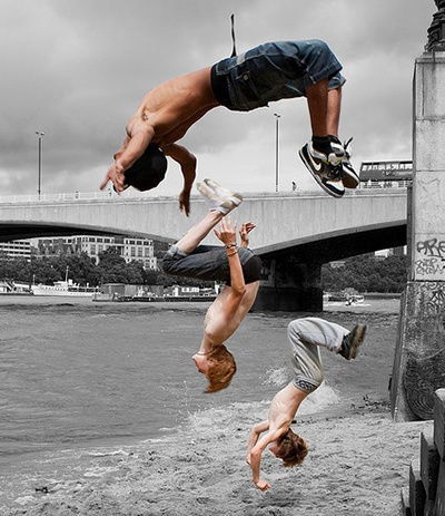 essay about parkour View parkour research papers on academiaedu for free.