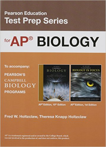 The best ap biology books 2018 full expert reviews preparing for the biology ap exam school edition fandeluxe Choice Image