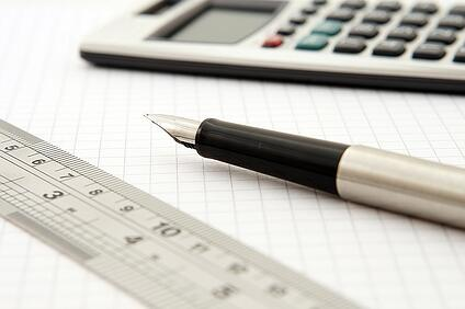 body_pen_paper_ruler_calculator_math