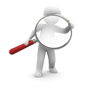 body_person_holding_magnifying_glass