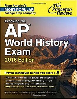 The 5 Best AP World History Books for Practice and Review