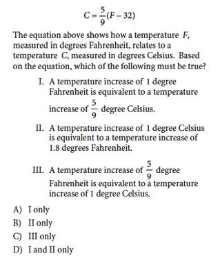 Common essay questions sat