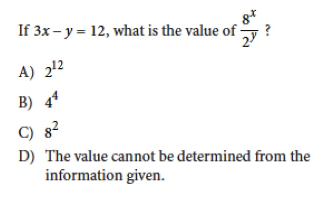 the hardest math problem ever But seriously - i've never had a student who has answered the following actual  gre question correctly it's the hardest gre math question in.