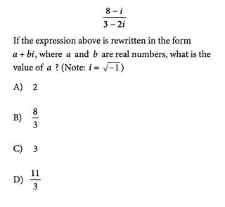 Worksheets Math Questions the 13 hardest sat math questions ever 1 test several mathematical concepts at once