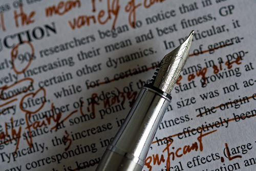 Does the writing part of the SAT really say about your writing?