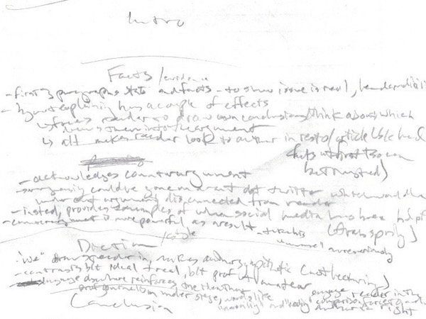 sat essay evidence