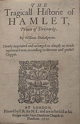 body_shakespeare_hamlet_title_page